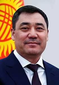 Жапаров Садыр Нургожоевич